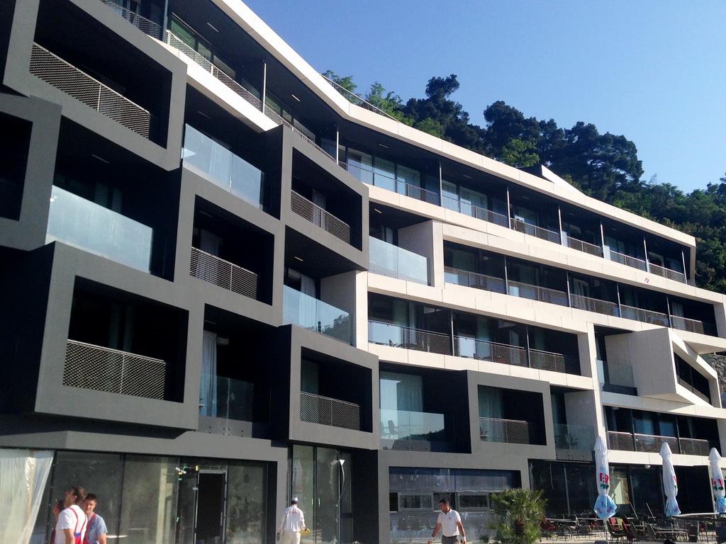 Zadar aluminij d o o tvornica pvc i alu stolarije hotel for Design hotel i restoran navis