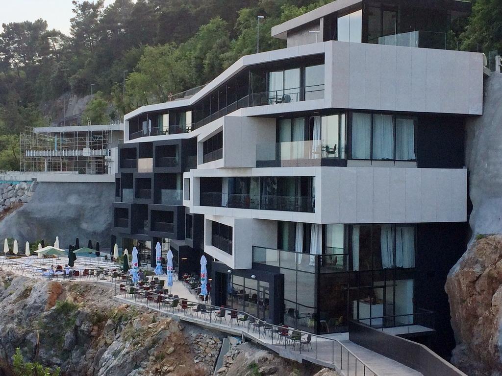 Zadar aluminij d o o tvornica pvc i alu stolarije hotel for Hotel design zadar